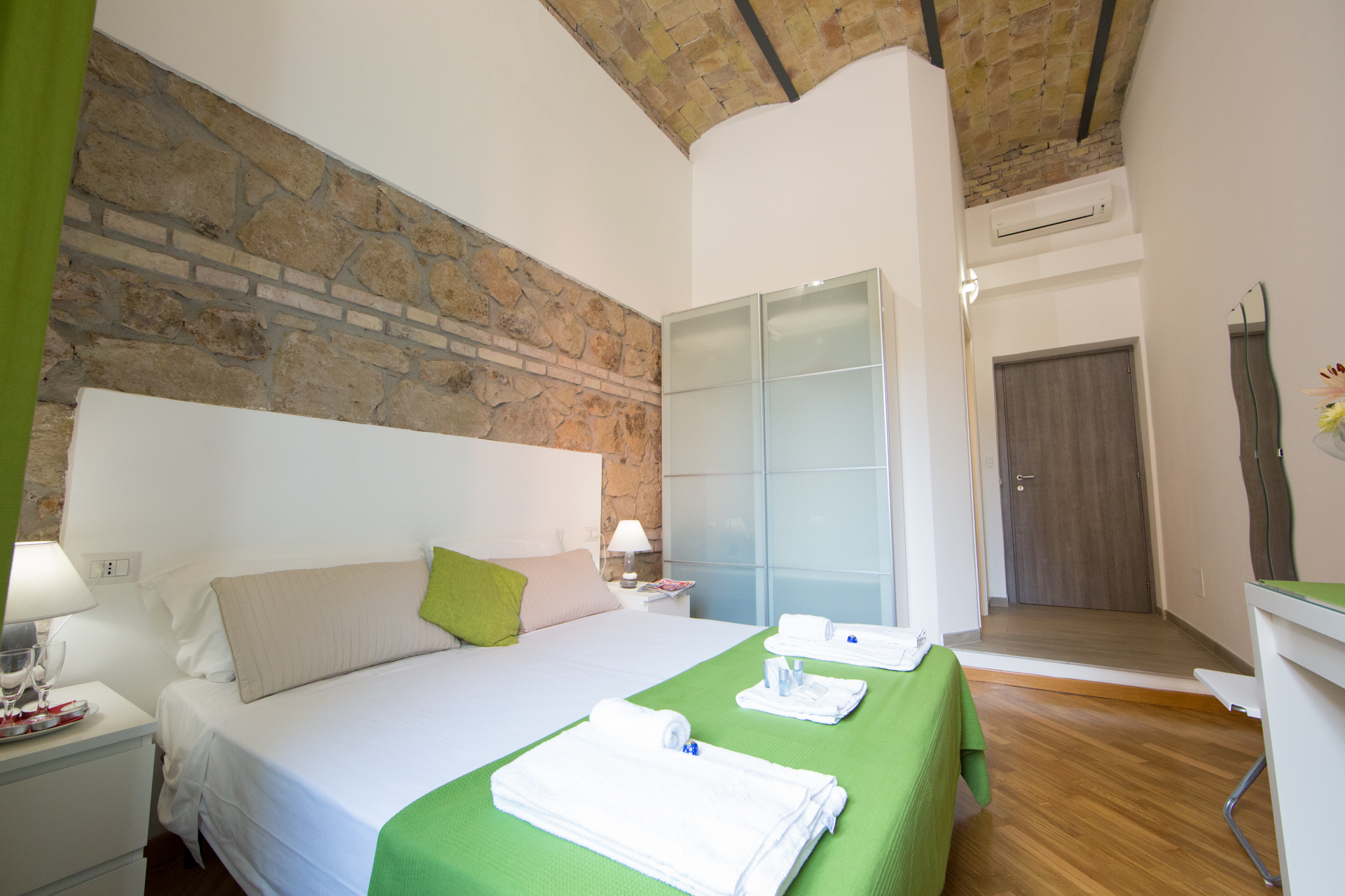 Stanza Verde The Great Beauty B&B Roma